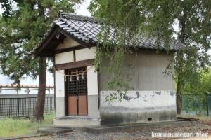 植木稲荷神社(さいたま市西区佐知川)