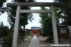 足立神社(さいたま市西区飯田)5