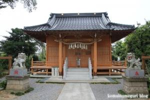 足立神社(さいたま市西区飯田)8