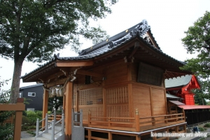 足立神社(さいたま市西区飯田)12