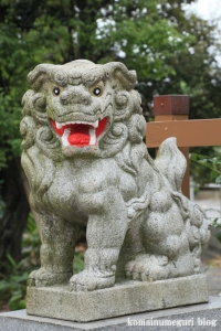 足立神社(さいたま市西区飯田)9