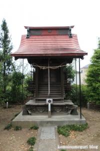 足立神社(さいたま市西区飯田)14