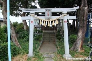 小山稲荷神社(さいたま市西区水判土)2