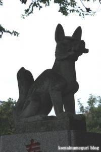 小山稲荷神社(さいたま市西区水判土)5
