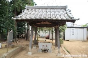 原稲荷神社(さいたま市西区佐知川)6
