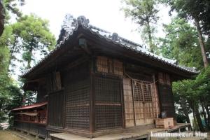 原稲荷神社(さいたま市西区佐知川)10