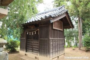 原稲荷神社(さいたま市西区佐知川)12
