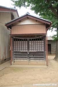 原稲荷神社(さいたま市西区佐知川)14