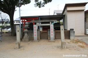 八雲神社(さいたま市西区指扇)1