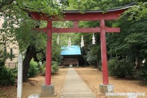 大倭神社(さいたま市西区三橋)1