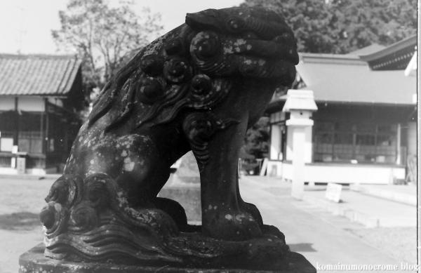 氷川八幡神社(和光市下新倉)3