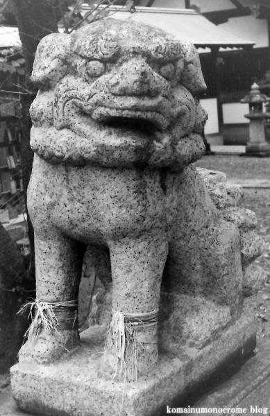 弥栄神社(岸和田市八幡町)1