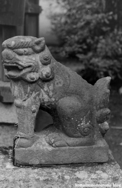 弥栄神社(岸和田市八幡町)9