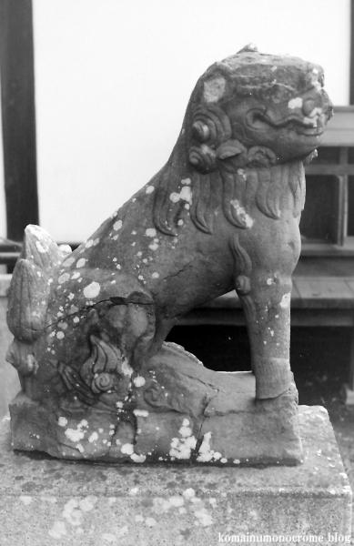 泉穴師神社(泉大津市豊中町)7