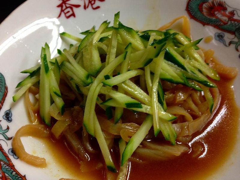 香港 @その36 (中国料理:新世界) 餃子・焼きビーフン ...