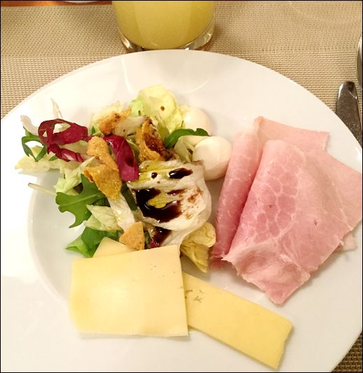 ローマ朝食14