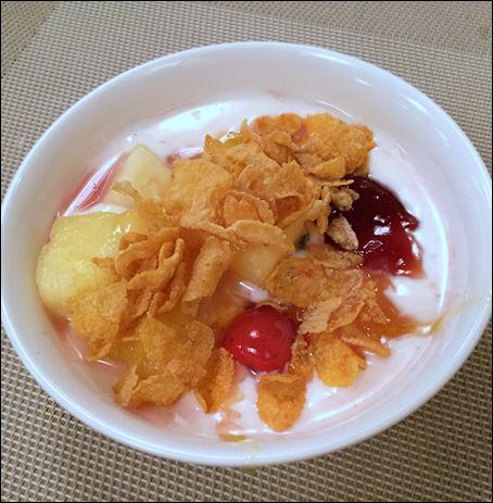 ローマ朝食17