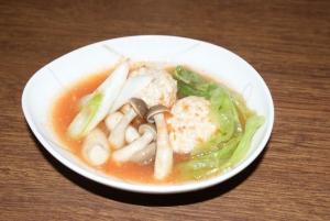 160922トマト鍋