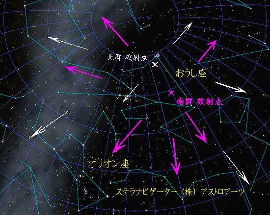 おうし座流星群20161105-02