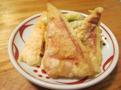 チカメキントキの天ぷら2