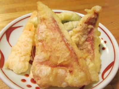 チカメキントキの天ぷら1