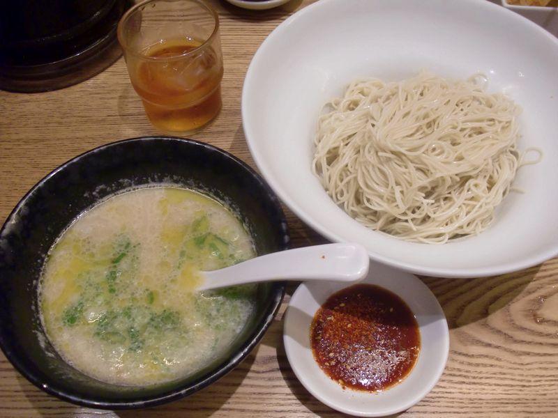 一風堂@豊洲・20160724・つけ麺