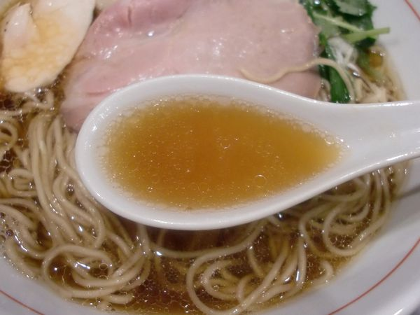 八咫烏@九段下・20160816・スープ