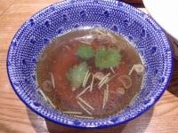 勝本@神保町・20160828・スープ割