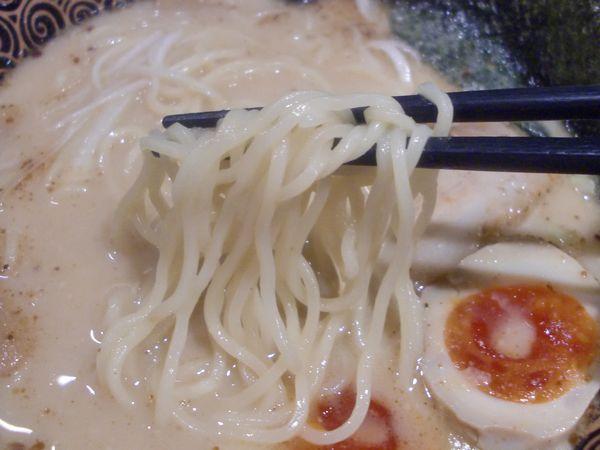 風林火山@神田・20161004・麺