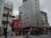 あんかけ庵@渋谷・20161016・交差点