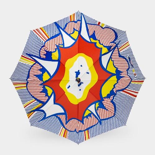 MoMA リキテンスタイン Explosion アンブレラ