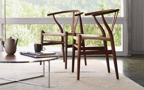 CH24 Y Chair (Yチェア・ワイチェア)Hans J. Wegner  (ハンス・J・ウェグナー) Carl Hansen & Son (カール・ハンセン&サン)