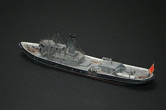 第百五十二号哨戒特務艇