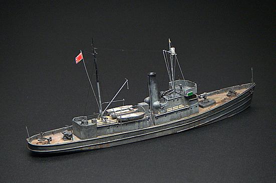第三十六号哨戒艇