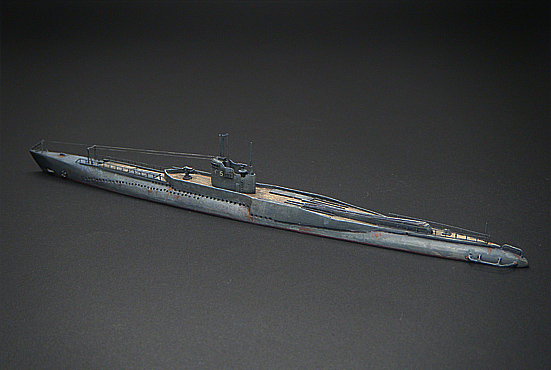 伊号第6潜水艦 - 模型工作隊 Model corps