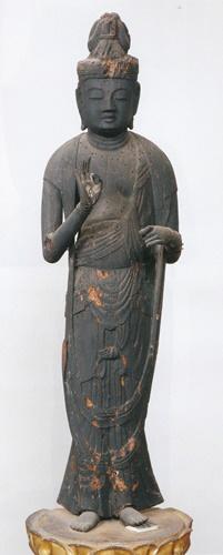 福井の仏像 観世音菩薩像1