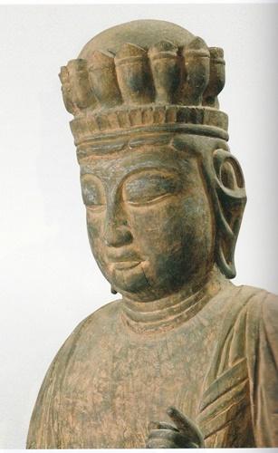 福井の仏像 観世音菩薩像5