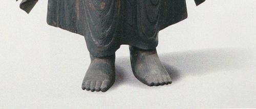 福井の仏像 観世音菩薩像7