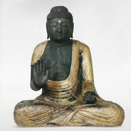 福井の仏像 釈迦如来1