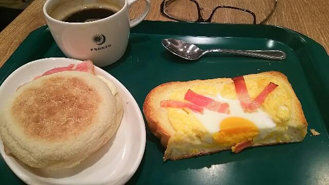 旅の朝食~九州も寒い日は寒い!■7-15