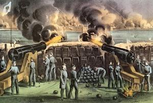 サムター要塞攻略戦
