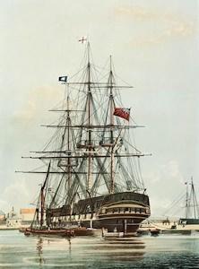 ベンガル号のイメージ