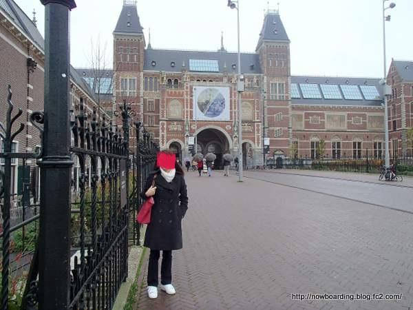 フランス オランダ 服装 11月 旅行