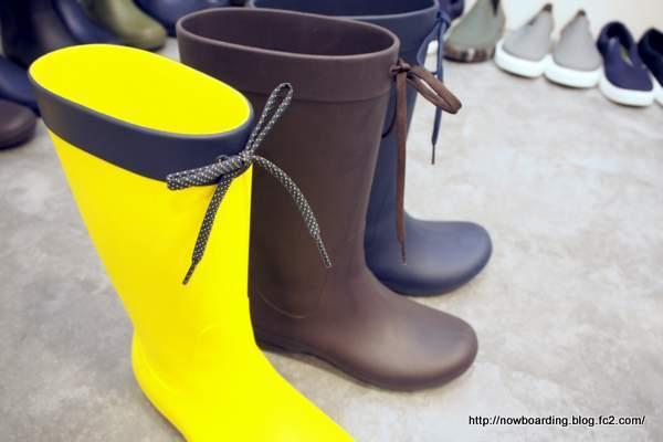 クロックス フリーセイル レイン ブーツ(crocs freesail rain boot w)