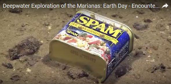 【深海】地球で最も深いマリアナ海溝…深部は人間の「ゴミ」だらけだった