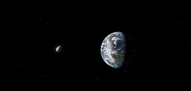 【2135年】NASA「将来、来たる小惑星ベンヌの地球衝突を阻止できない可能性」