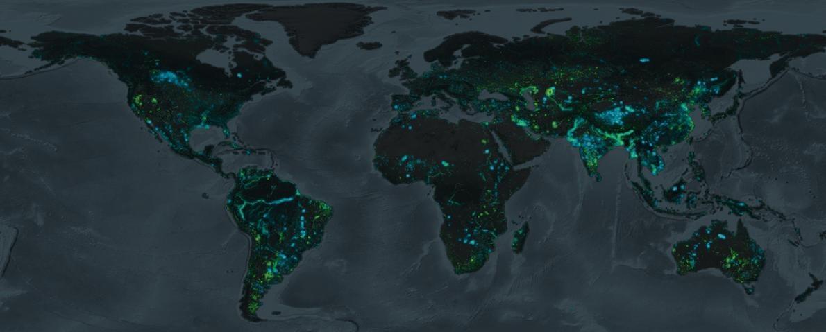地球の表面は30年前より「陸地が増加」している…世界規模で海面上昇が問題視されているのに、なぜなのか?