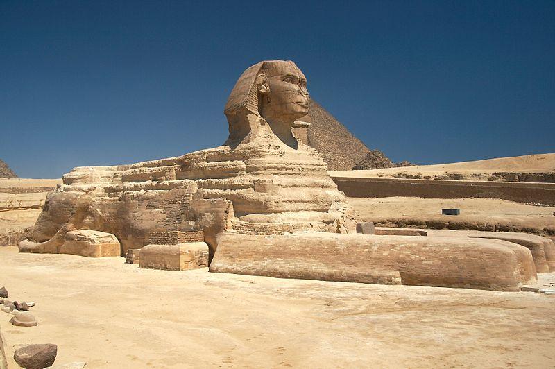 【エジプト】スフィンクスは現生人類がいない「80万年前」から存在か…原人しかいない時代に「宇宙人」が建造
