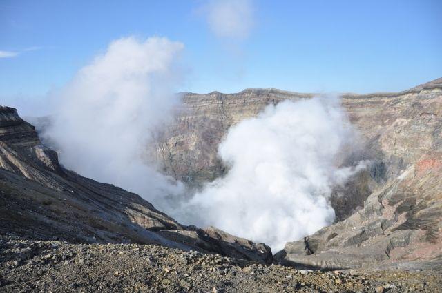 京大名誉教授「阿蘇山の火山活動は熊本地震で邪魔されていた。本来の活動に戻ったと思う」