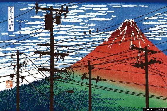 アメリカ人「何故日本人は電線を地下に通さないで電柱を立ててるんだい?」 日本人「地震が起こるから」